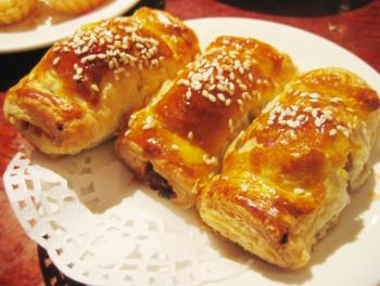 BBQ Pork Pastries