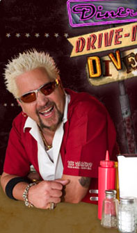 Guy Fieri - Diners, Drive-Ins and Dives