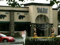 Front of Black Bear Diner