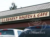 Front of Regent Bakery and Cafe