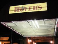 Front of Rover's