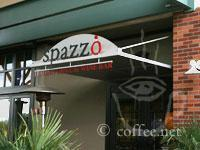 Front of Spazzo Italian Grill