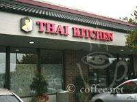Front of Thai Kitchen